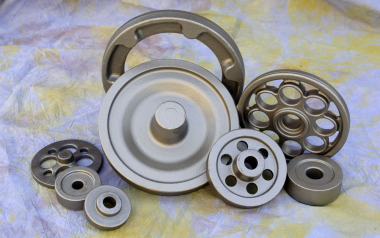 Cogwheels from 0.5 up to 8 Kg