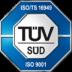 Certificato ISO/TS 16949:2009